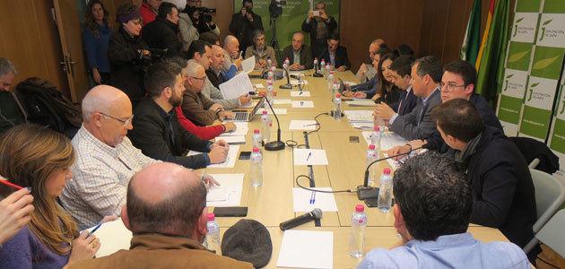 El Consejo Provincial del Aceite de Oliva aborda la hoja de ruta de la IGP