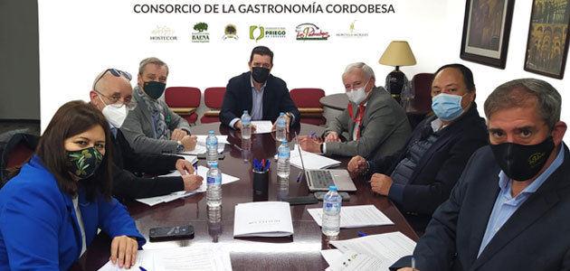 Nace el Consorcio de la Gastronomía Cordobesa
