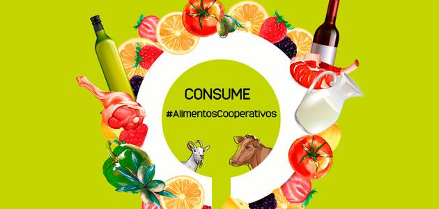Cooperativas Agro-alimentarias de Andalucía reactiva en Navidad la campaña 'CONSUME #AlimentosCooperativos'