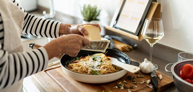 Nuevas formas de consumir alimentos en la