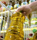 El consumo de aceite de oliva en los hogares subió un ligero 0,3% interanual en abril