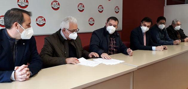 Firmado el Convenio del Aceite de Jaén