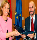 La Consejería de Agricultura y Landaluz promocionarán la calidad de los productos agroalimentarios