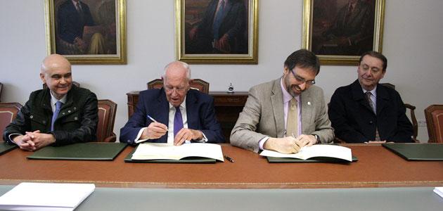 La Fundación Caja Rural de Jaén renueva su colaboración con la UJA en el proyecto nacional Predimed Plus