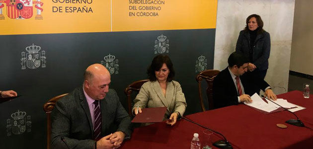 El Gobierno impulsa la mejora y protección de la Vía Verde del Aceite de Andalucía