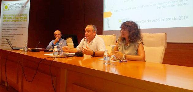 Cooperativas Agro-alimentarias de Jaén mejora las competencias de sus consejos rectores