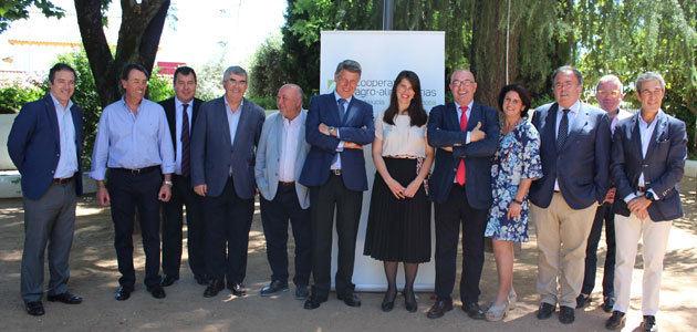 Rafael Sánchez de Puerta, reelegido presidente de Cooperativas Agro-alimentarias de Córdoba