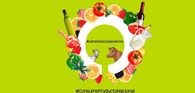 Cooperativas Agro-alimentarias insta a consumir productos nacionales y cooperativos