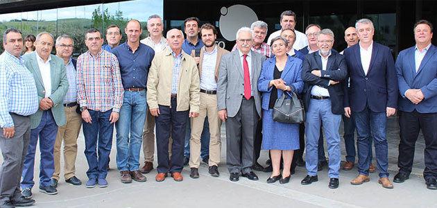 Cristóbal Gallego repite como presidente del sector oleícola de Cooperativas Agro-alimentarias de Jaén
