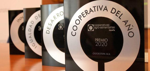 Oleoestepa, Cooperativa de Víver y Colival, Premios Cooperativas Agro-alimentarias de España 2020