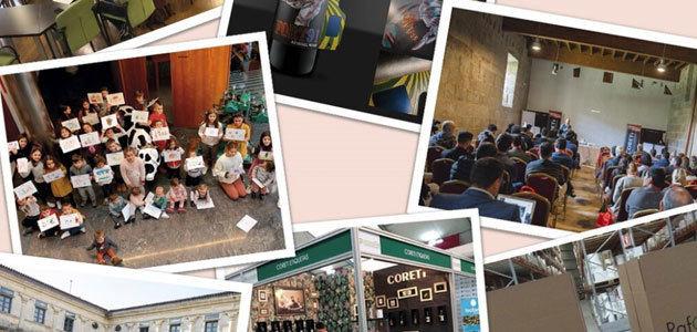 Sostenibilidad, premios, nuevos materiales y formación, claves del año 2019 para Coreti