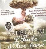 Los AOVEs de la Costa Azul lucirán de etiqueta en Art'è Gustu