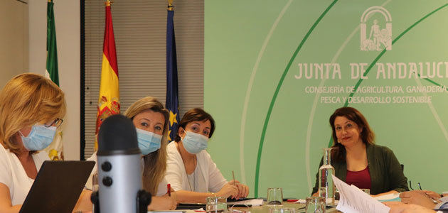 Andalucía pide que la autorregulación del aceite de oliva se aplique la próxima campaña