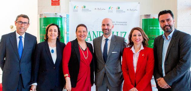 Andalucía pondrá en marcha un grupo de trabajo para crear vínculos entre las empresas a la hora de exportar sus productos