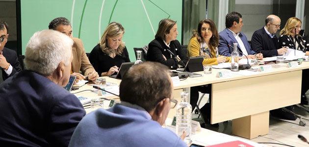 Andalucía convocará en 2020 ayudas para el sector agrario que rondarán los 200 millones de euros