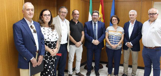 La Junta de Andalucía y el CSIC impulsarán su colaboración en materia de investigación e innovación agraria