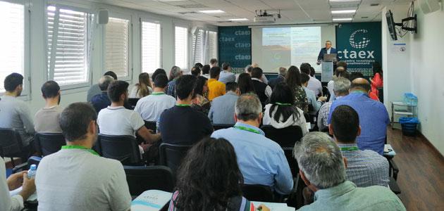 Almazaras y orujeros abordan el futuro de la gestión de los subproductos en Extremadura