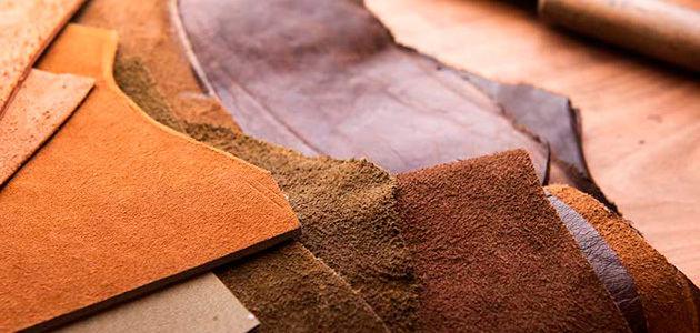 Un residuo de la aceituna para curtir pieles