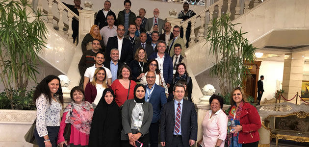 Egipto acoge un curso avanzado sobre aceituna de mesa