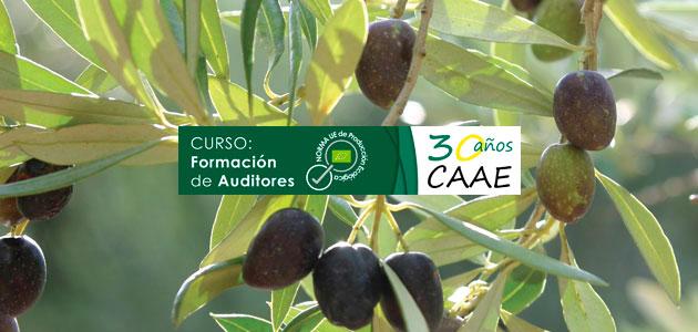 CAAE lanza la segunda edición del curso de calificación de auditores en la norma UE de producción ecológica