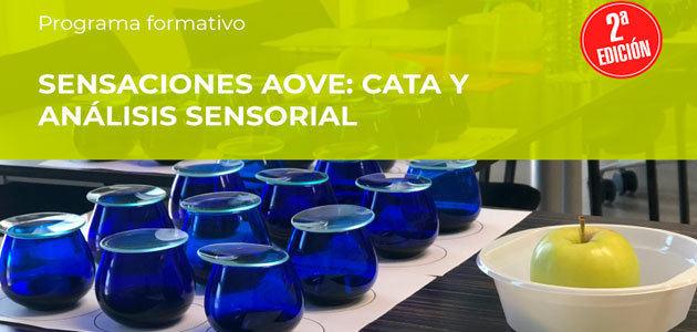"""La Escuela de Negocios Agroalimentarios imparte la segunda edición de """"Sensaciones AOVE: cata y análisis sensorial"""""""