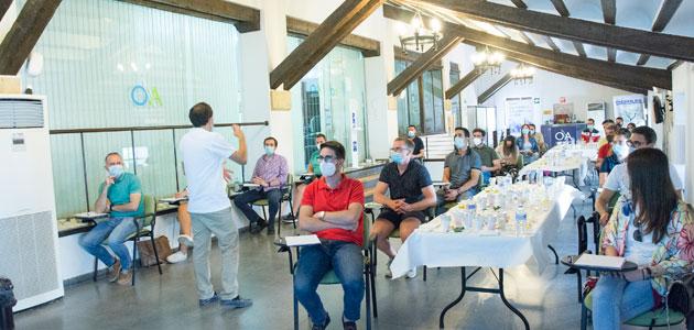 El Centro de Interpretación 'Olivar y Aceite' retoma sus actividades formativas