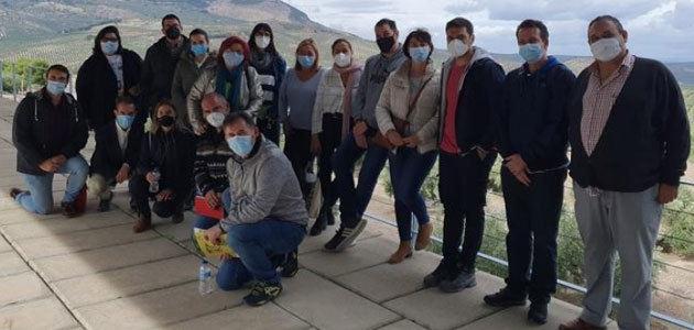 Profesionales de cinco países participan en el Curso Superior de Especialización en Elaiotecnia del Ifapa