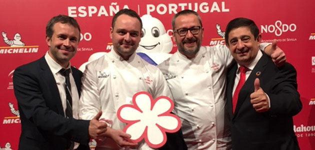 El restaurante Dama Juana, segunda estrella Michelin para Jaén