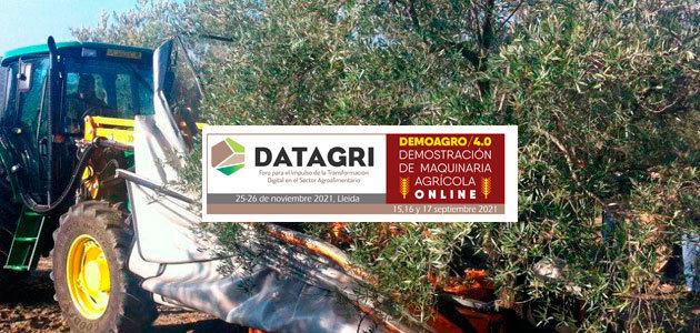 Datagri y Demoagro sellan una alianza para crear la mayor comunidad agrotech del sur de Europa