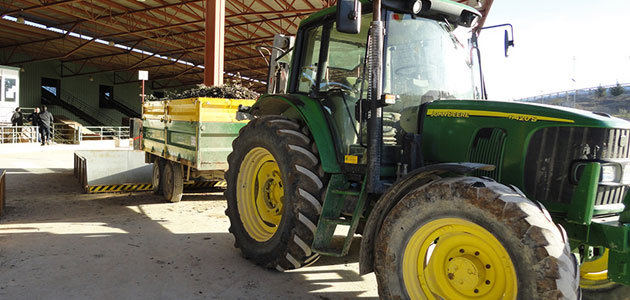 Los olivareros de Jaén piden prorrogar la plena aplicación del DAT hasta la campaña 2021/22