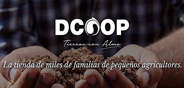 Dcoop abre tienda propia en Amazon