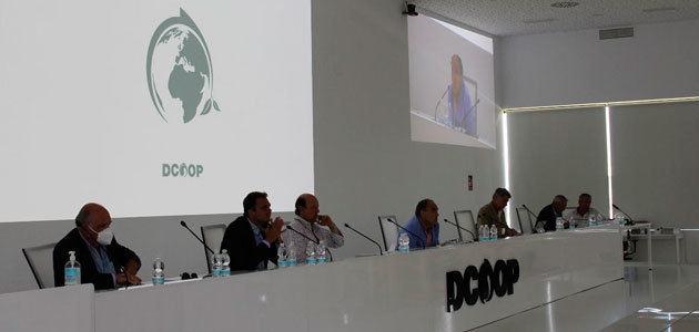 Dcoop renueva su Consejo Rector y reelige a Antonio Luque como presidente