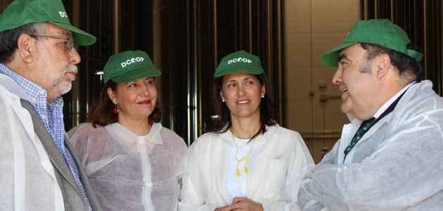 Andalucía contará con cuatro millones de euros para procesos de fusión de entidades agroalimentarias