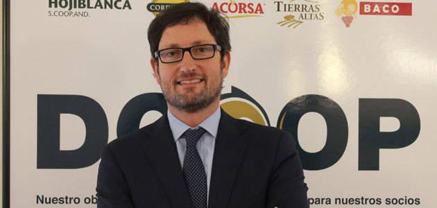 Manuel Pérez Vicente, nuevo Director Comercial Internacional de Dcoop