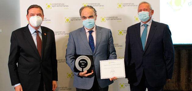 Dcoop, premio a la Innovación de Cooperativas Agro-alimentarias de España