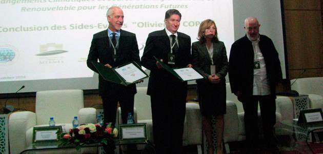 El Foro Internacional de l'Agro-pôle Olivier lanza una declaración de apoyo al olivar