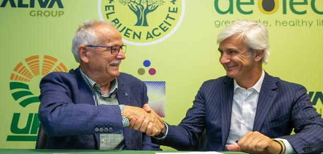 Deoleo firma nuevas alianzas para impulsar la sostenibilidad del sector oleícola español