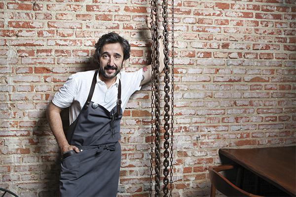 Diego Guerrero, chef de DSTAgE