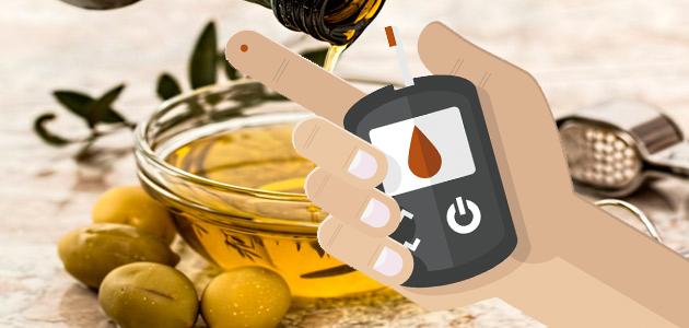 Menos insulina gracias a la Dieta Mediterránea rica en AOVE