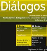 'Diálogos Saludables' para analizar los beneficios del aceite de oliva en la salud