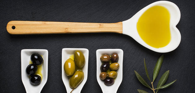 Unas biomoleculas del aceite de oliva podrían tener efectos beneficiosos sobre la salud de los vasos sanguineos