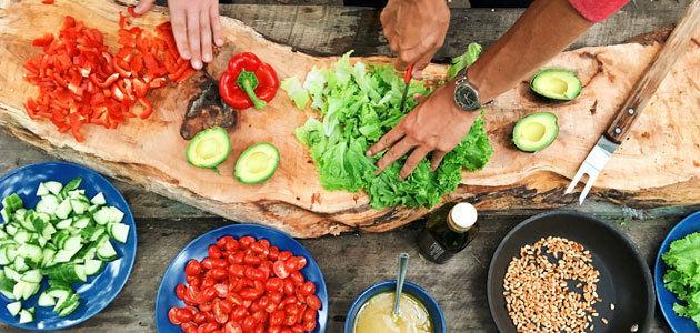La Dieta Mediterránea reduce el riesgo de contagio de COVID-19 hasta en un 64%