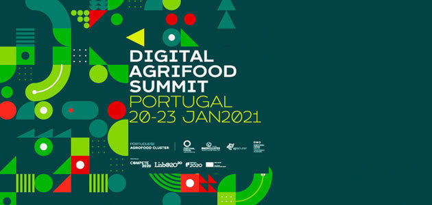 Todo listo para Digital Agrifood Summit Portugal 2021