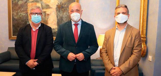 La Diputación de Córdoba y UPA colaborarán en la mejora de la cualificación del sector olivarero