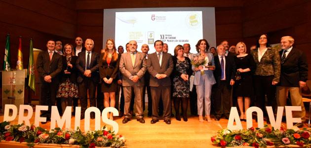 Granada reúne a su sector olivarero para premiar a los mejores aceites de la provincia