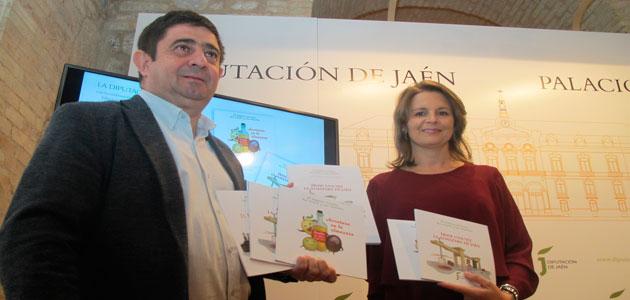 Más de 41.000 escolares jiennenses se familiarizarán con el proceso de elaboración del aceite de oliva