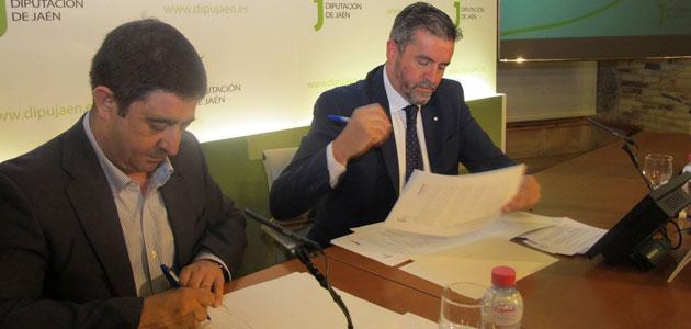 """La Diputación y SEUR vuelven a aliarse para llevar los aceites """"Jaén Selección 2017"""" a los mejores restaurantes del mundo"""