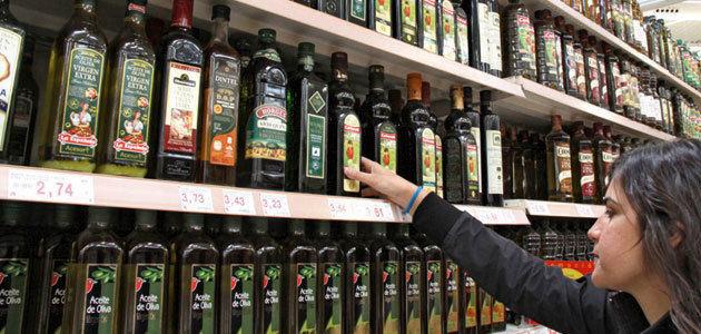 Continúa el descenso del consumo de aceite de oliva en España