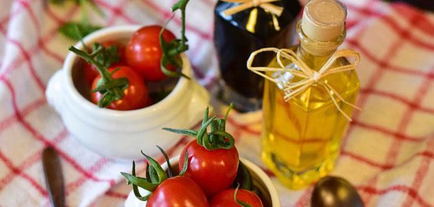 Los beneficios de la Dieta Mediterránea en el entorno de los pacientes que la siguen