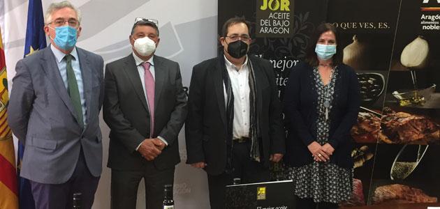 Fallados los Premios al Mejor Aceite del Bajo Aragón 2021